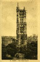 Postcard of Saint-Jacques Church