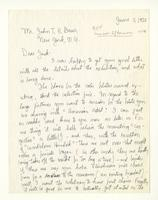 Charles Burchfield to John Baur, June 5, 1955