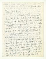 Charles Burchfield to John Baur, Jan. 2, 1955
