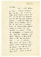 Guy Pene Du Bois to Lloyd, 4/28 '43