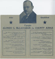McLaughlin for county judge