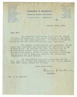 Lockwood letter supporting Edward H. Maddox