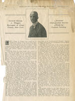 Merchant & Plumber Fitter Magazine advertisement for George A. Wingate