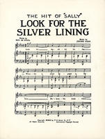 Look for the Silver Lining [advertisement]