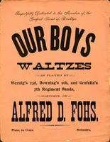"""Our Boys"" Waltzes"