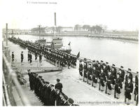Decommissioning The U.S.S. HYDRUS At Fort Schuyler