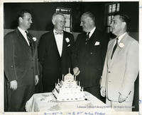 15th anniversary of Bronx Office Of First Federal Savings And Loan Association
