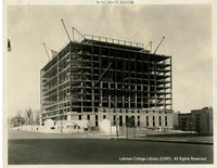 Bronx County Building Under Construction