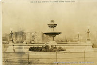 Fountain In Victory Garden Of Crotona Park
