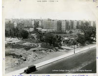 Bronx County Building Site