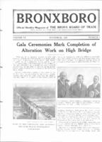 Gala Ceremonies Mark Completion Of Alteration Work On High Bridge