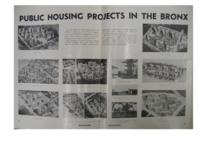 Public Housing Projects In The Bronx
