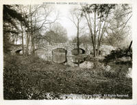 Boulder Bridge At The Garden