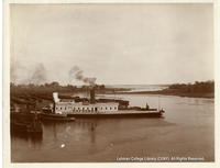 New York, New Haven & Hartford Railroad Express Ship