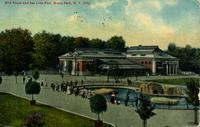 Bird House and Sea Lion Pool, Bronx Park, N.Y. City