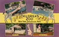 Children's Zoo New York Zoological Park