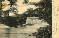 Lower Falls near Zoo, Bronx Park, New York