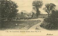 The Conservatory, Botanical Gardens, Bronx Park, N.Y.