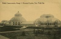 Public Conservatories, Range 1, Botanical Garden, New York City