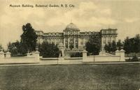 Museum Building, Botanical Garden, N.Y. City
