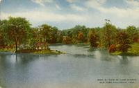 View of Lake Agassiz. New York Zoological Park