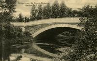 Bridge over the Bronx, Botanical Garden, N.Y. City
