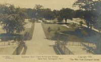 Audubon Court, from Antelope House, New York Zoological Park