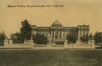 Museum Building, Botanical Garden, New York City