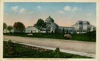 Conservatory, Botanical Gardens, Bronx Park, New York City