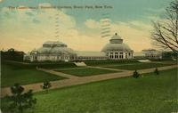 The Conservatory, Botanical Gardens, Bronx Park, New York