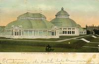 The Conservatories, Bronx Park, New York