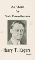 Rogers for state committeeman