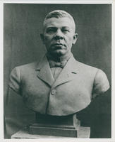 Booker T. Washington bust