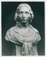 Harriet Beecher Stowe bust