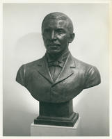 George Washington Carver bust