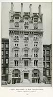 Life Building - 19 West Thirty-first Street, 1901. Carrere & Hastings Architects.