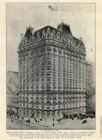 49 West 32nd Street. Hotel Martinique, Broadway 32d to 33d Streets, facing Greeley Square; close to Pennsylvania Railroad Terminal and Hudson & Manhattan tunnel line from New Jersey, in center of shopping and theater district; one of the largest and best