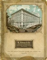 B. Altman & Co., Fifth Ave., Madison Ave., Thirty-Fourth and Thirty-fifth Sts., New York.