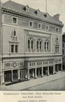 Harrigan's Theater - West Thirty-fifth Street, near Sixth Avenue.  Francis H. Kimball, Architect.