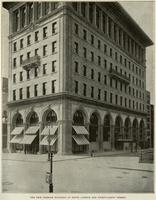 The New Gorham Building at Fifth Avenue and Thirty-Sixth Street.