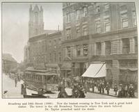 Broadway and 34th Street (1900)