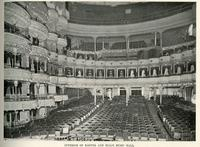 Interior of Koster and Bial's Music Hall.
