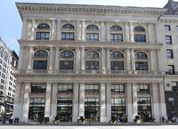 Tiffany & Co. Building façade.