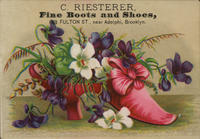 C. Riesterer, Fine Boots and Shoes