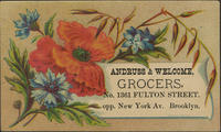 Andruss  Welcome, Grocers