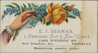 E.J. Seaman, Anatomical Boot  Shoe Maker