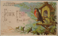 Edwin C. Burt, Fine Shoes