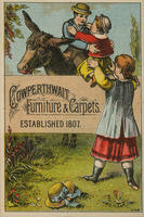 Cowperthwait Furniture and Carpets 1807-1881