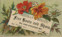 Crossman Bergen, Fine Boots and Shoes