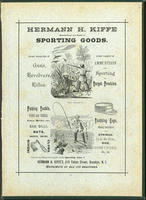 Hermann H. Kife, Manufacturer and Dealer in Sporting Goods